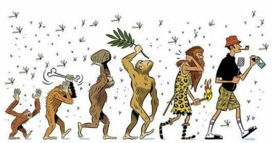 thuyết tiến hóa