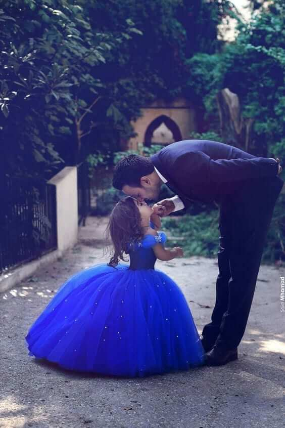 Câu nói hay về bố và con gái