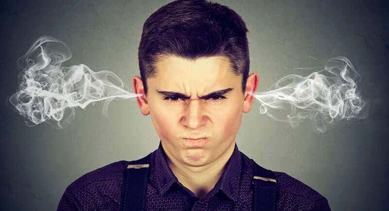 Không kiềm chế được cảm xúc sẽ gây ảnh hưởng đến não