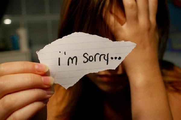 Kiềm chế cảm xúc khi yêu - nhìn lại lỗi lầm của bản thân