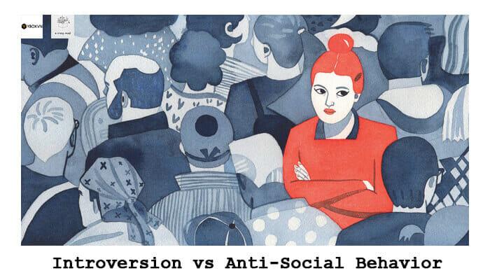 Nỗi khổ của người hướng nội - thường bị cho là anti social