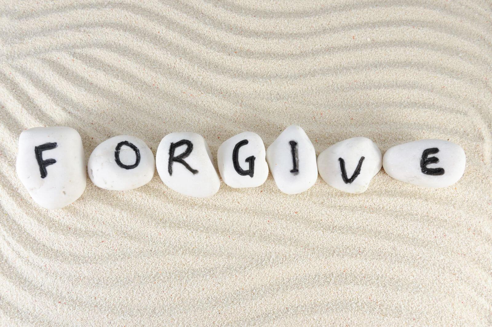 Học cách tha thứ lỗi lầm của người khác