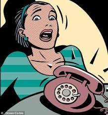 nỗi khổ của người hướng nội - Sợ tiếng điện thoại